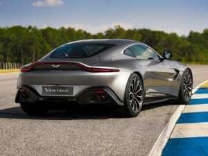 20 The Best 2019 Aston Martin Vantage Msrp Redesign and Concept