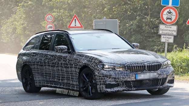 20 The Best 2019 Bmw 3 Wagon Redesign And Concept