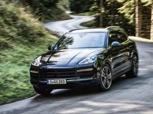 20 The Best 2019 Porsche Cayenne Turbo Review Release Date and Concept