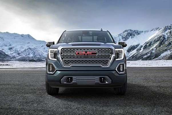 20 The Best 2020 Gmc Canyon Redesign First Drive