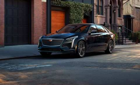 20 The Best Cadillac V Series 2020 Performance And New Engine