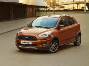20 The Best Ford Ka 2019 Facelift First Drive
