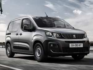 20 The Best Peugeot Partner 2020 Spesification