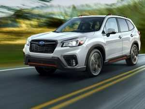 20 The Best Subaru Forester 2019 Ground Clearance Redesign and Review