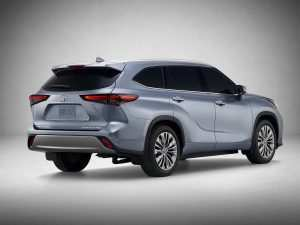 20 The Best Toyota Highlander 2020 Specs and Review