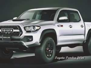 20 The Best Toyota Tundra 2020 Release Date First Drive