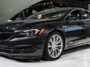 20 The Buick Lacrosse For 2020 Rumors