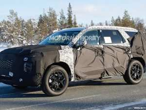 20 The Hyundai Full Size Suv 2020 Release Date and Concept
