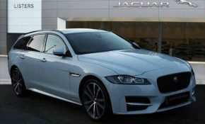 20 The Jaguar Sportbrake 2020 New Model and Performance