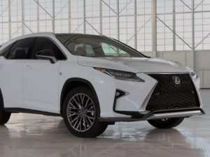 20 The Lexus Rx Facelift 2019 Speed Test