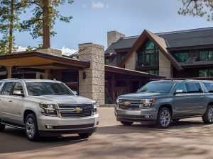 20 The New Chevrolet Tahoe 2020 Redesign and Review