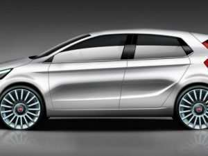 20 The Nuove Fiat 2020 Spesification