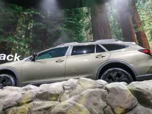 20 The Subaru Outback 2020 New York Photos