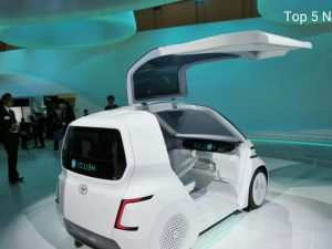 20 The Toyota Electric Car 2020 Concept