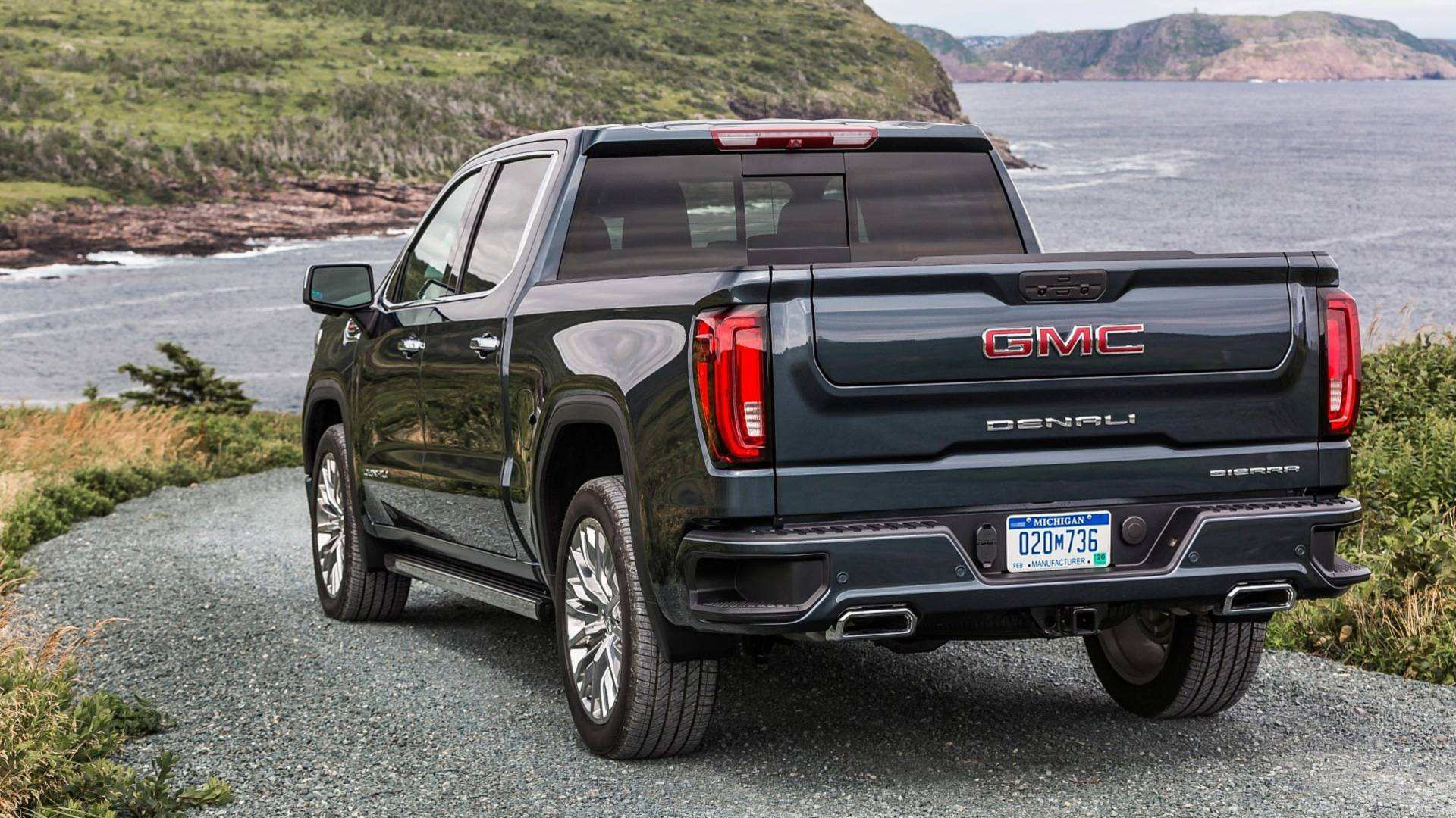 21 A 2019 Gmc Sierra Rendering Performance