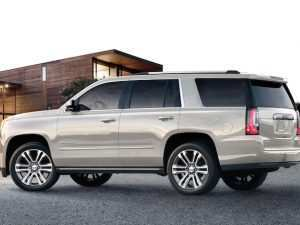 21 A 2019 Gmc Yukon Changes Overview