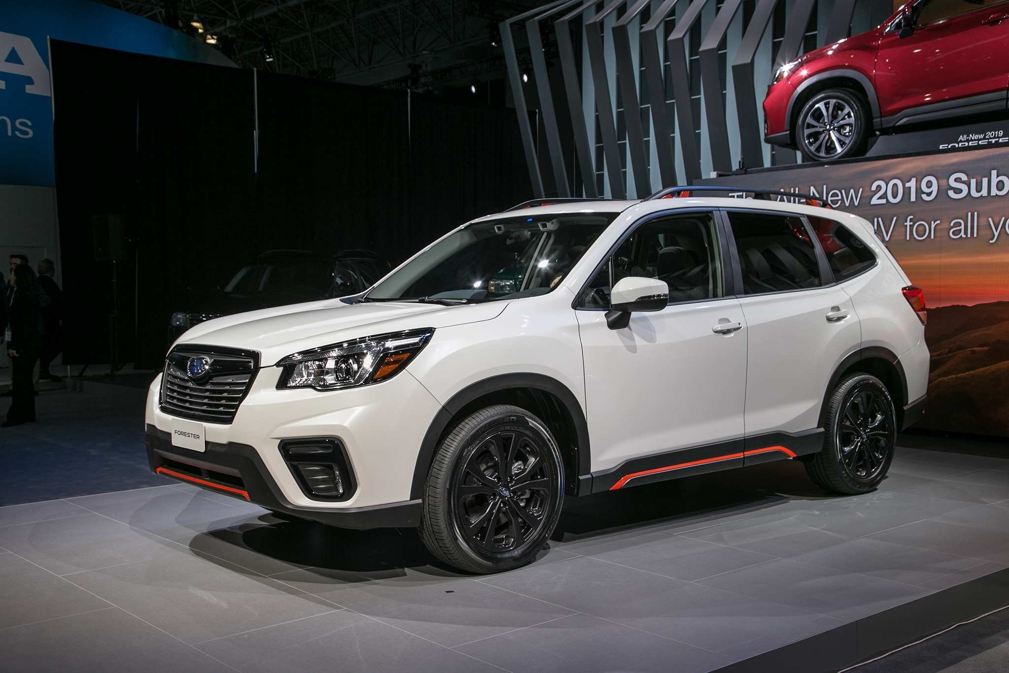 21 A 2019 Subaru Forester Sport Redesign And Review