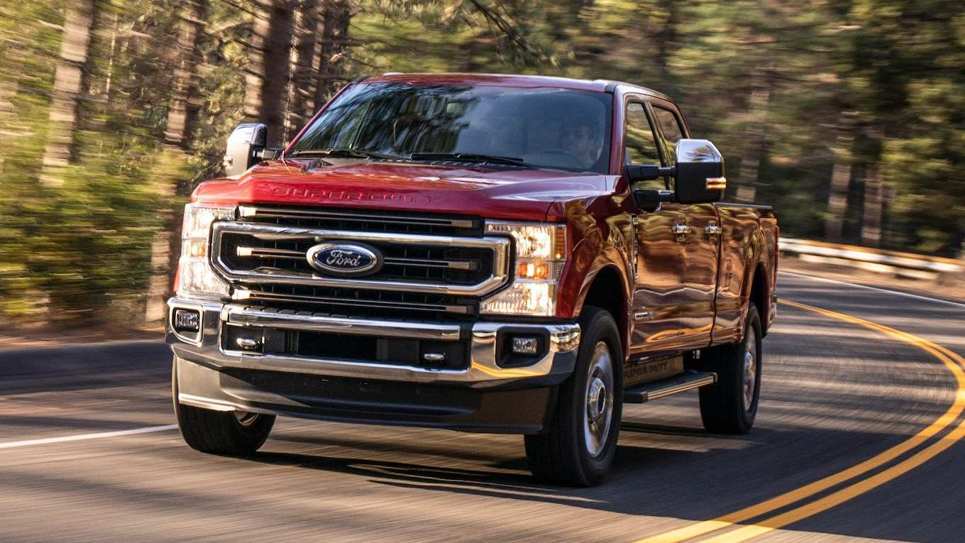 21 A 2020 Ford Super Duty Rumors