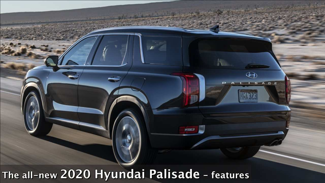 21 A 2020 Hyundai Palisade Youtube Redesign And Review