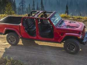 21 A 2020 Jeep Gladiator Lifted Concept and Review