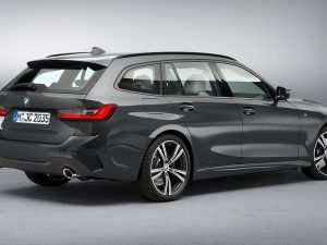 21 A BMW 3 Kombi 2020 Redesign and Concept