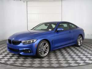 21 A BMW Series 4 2020 Performance