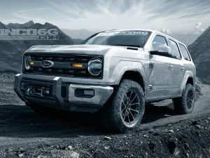 21 A Build Your Own 2020 Ford Bronco History