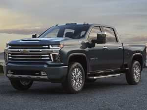 21 A Chevrolet Pickup 2020 Ratings