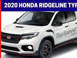 21 A Honda Ridgeline 2020 Review and Release date