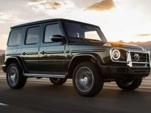 21 A Mercedes 2019 G Wagon Price Design and Review