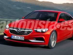 21 A Nouvelle Opel Insignia 2020 Redesign and Concept