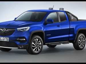 21 A Opel Colorado 2020 Research New