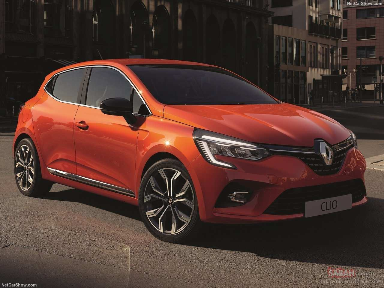 21 A Renault Symbol 2020 Picture