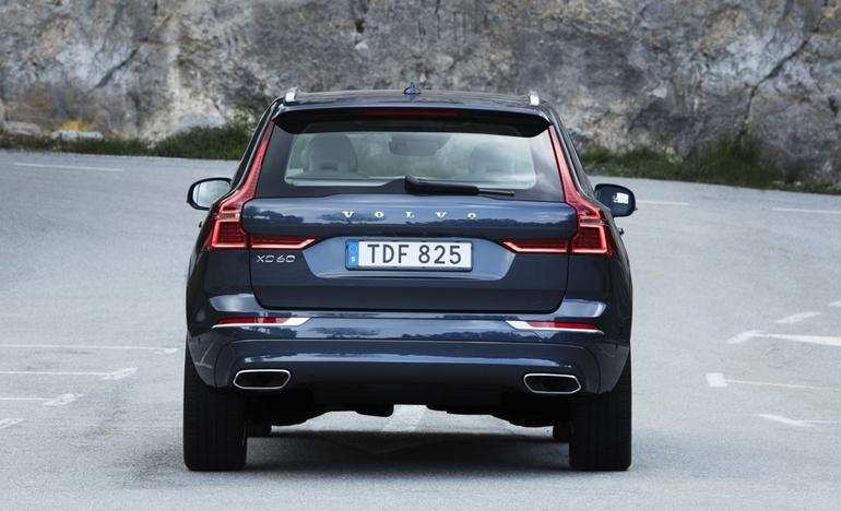 21 A Volvo All Electric Cars By 2019 Spy Shoot
