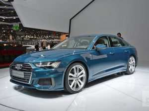 21 All New 2019 Audi A6 Release Date Redesign
