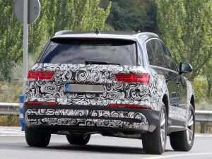 21 All New 2019 Audi Q7 Facelift First Drive