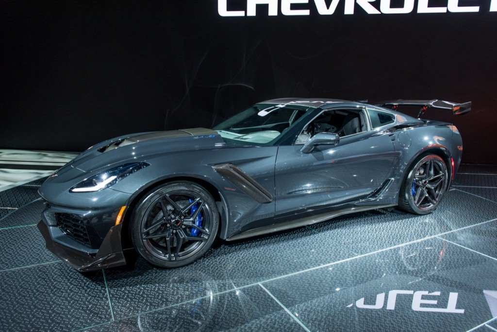 21 All New 2019 Chevrolet Corvette Zr1 Price First Drive