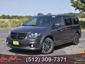 21 All New 2019 Dodge Grand Caravan Redesign Picture