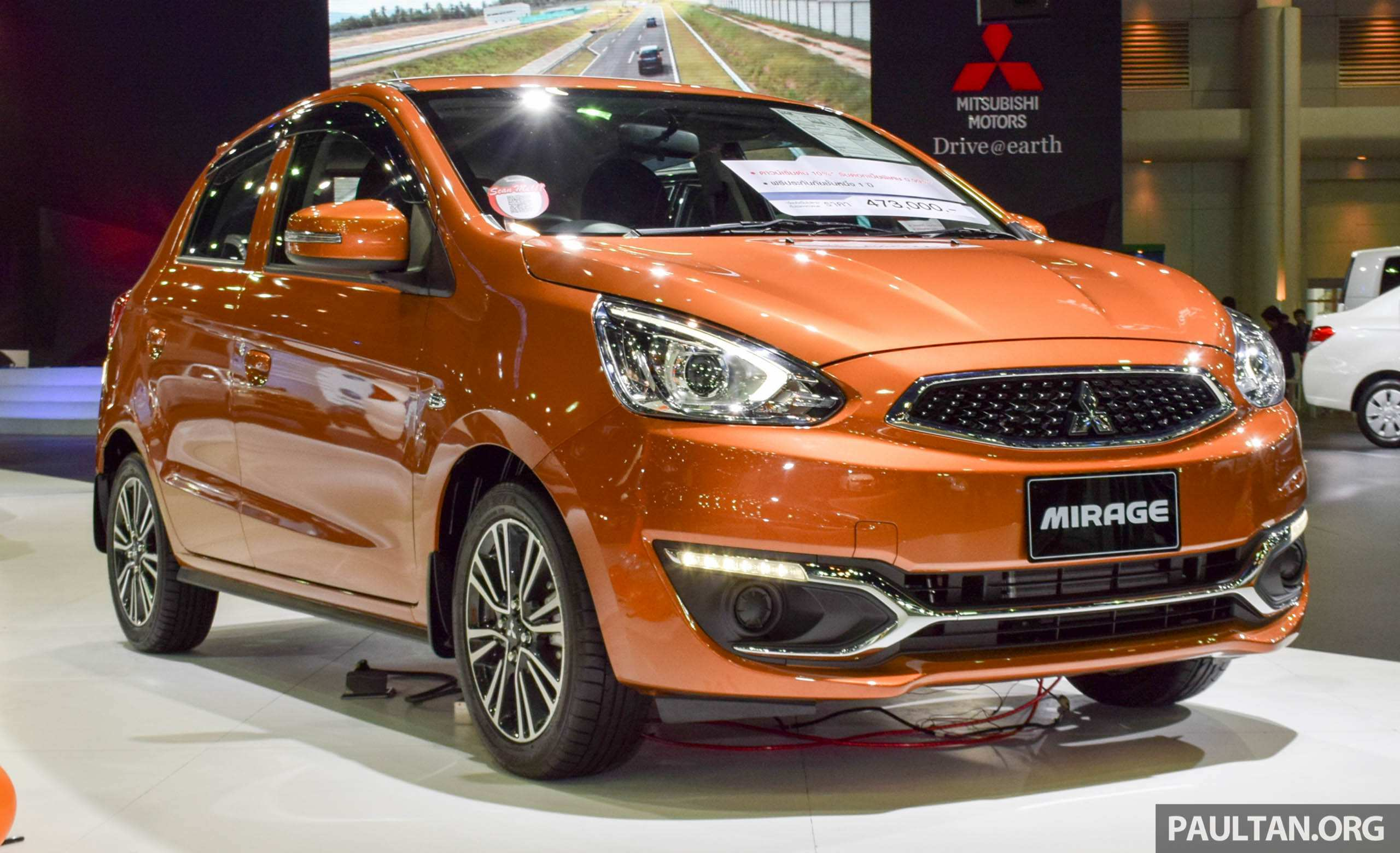 21 All New 2019 Mitsubishi Mirage Review Price And Release Date