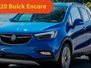 2020 Buick Encore Interior