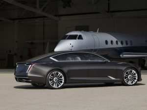 21 All New 2020 Cadillac Hearse Picture