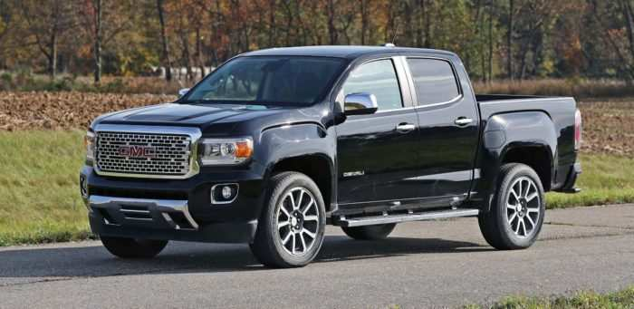 21 All New 2020 Gmc Canyon Style