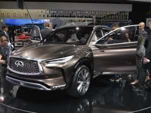 21 All New 2020 Infiniti Qx50 Release Date Redesign and Review