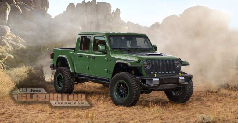 21 All New Jeep Truck 2020 Lifted Exterior