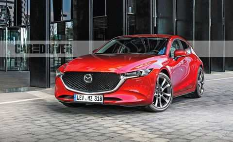21 All New Mazda 3 Grand Touring 2020 Exterior