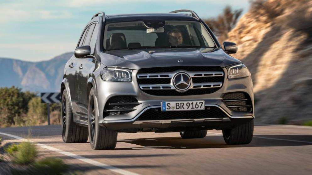 21 All New Mercedes 2019 Gls New Review