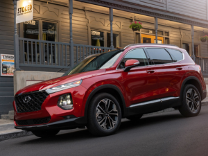 21 All New New Hyundai Santa Fe 2020 Performance