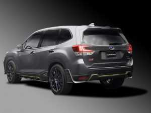 21 All New Subaru Forester Sti 2020 New Concept