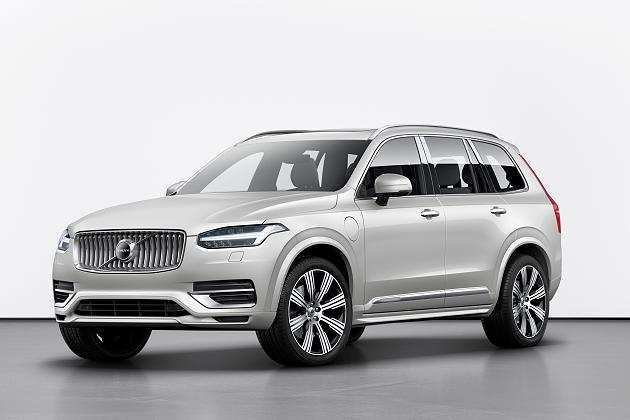 21 All New Volvo Xc90 2020 Review History