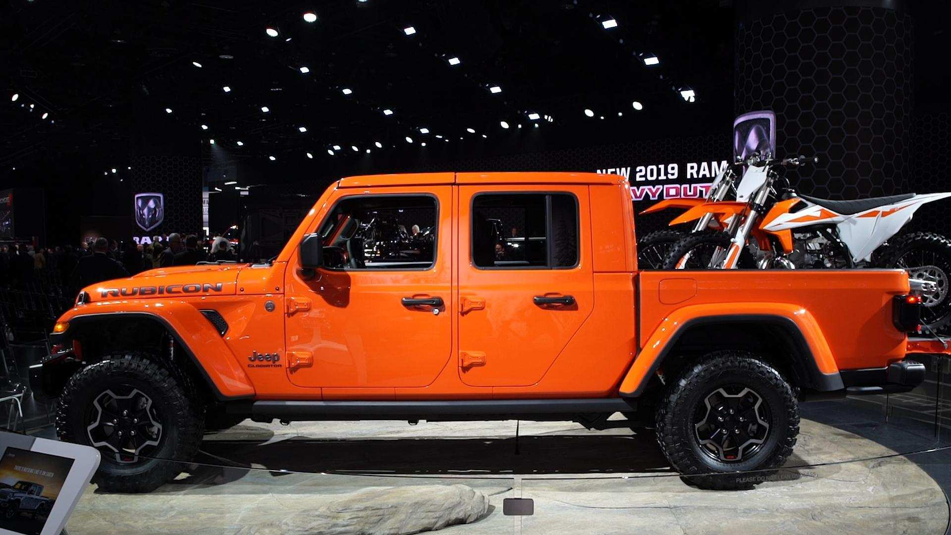 21 Best 2019 Jeep Truck Pictures Spy Shoot